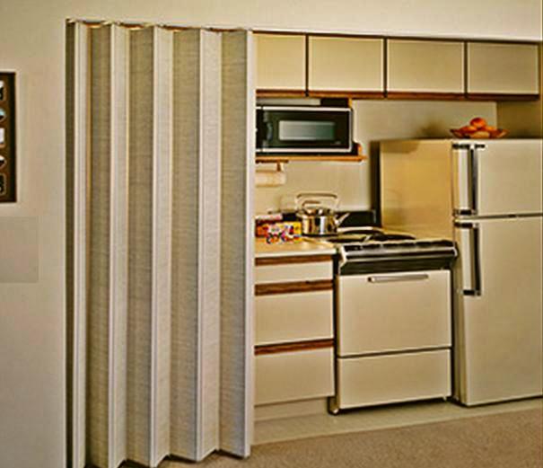 Puertas plegables para lavanderia o cocinas - Puertas pvc plegables ...